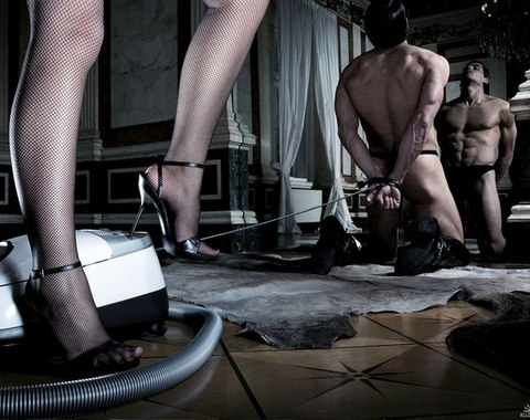 Принудительный массаж 1